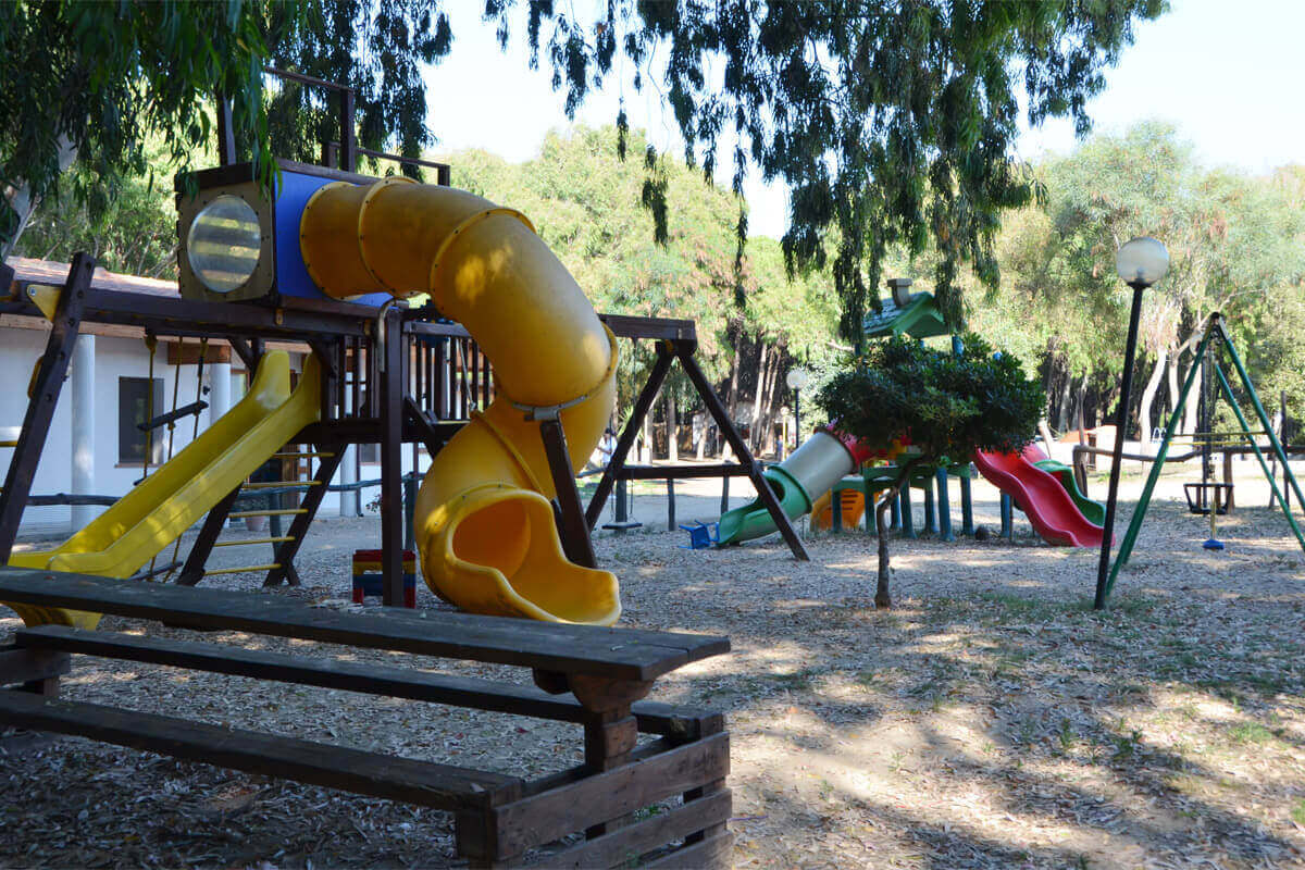 Is Arenas Camping Village | Area Giochi