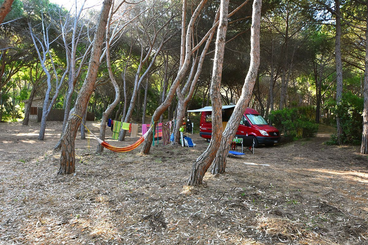 Is Arenas Camping Village | Piazzole