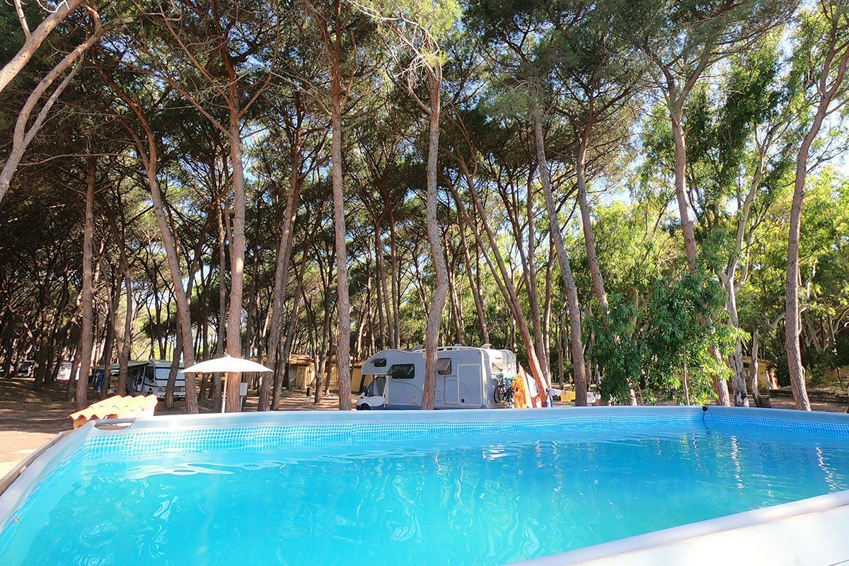 Is Arenas Camping Village | Piscina