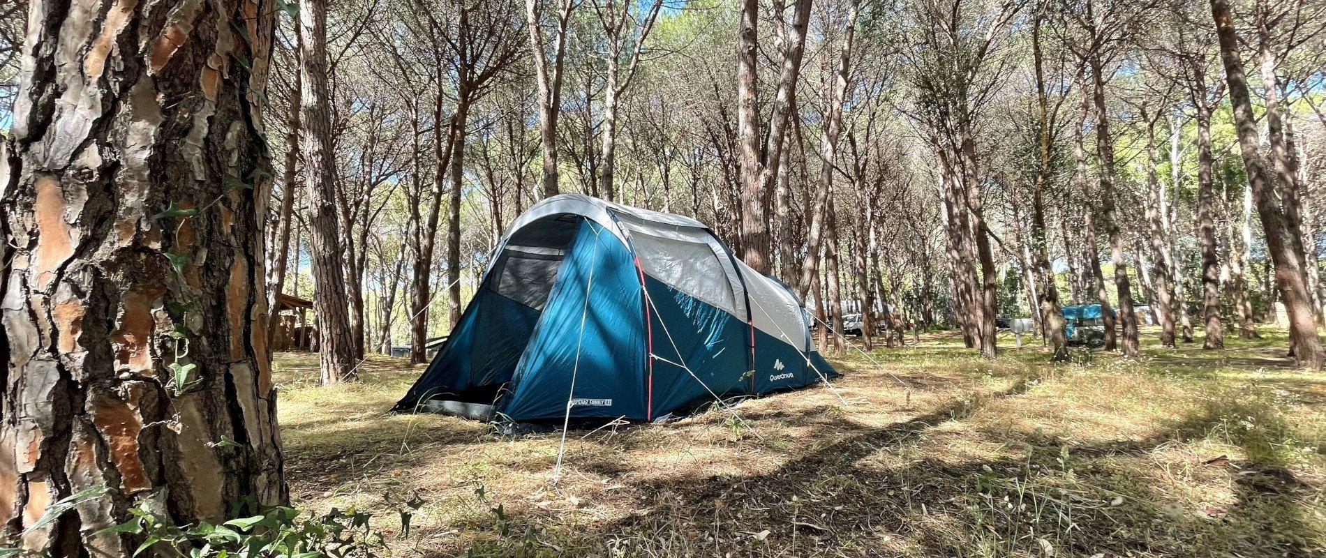 tenda attrezzata 3 pax-testata